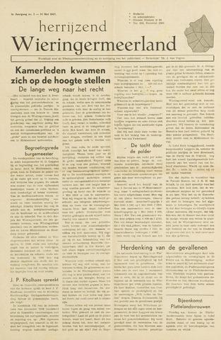 Herrijzend Wieringermeerland 1947-05-10