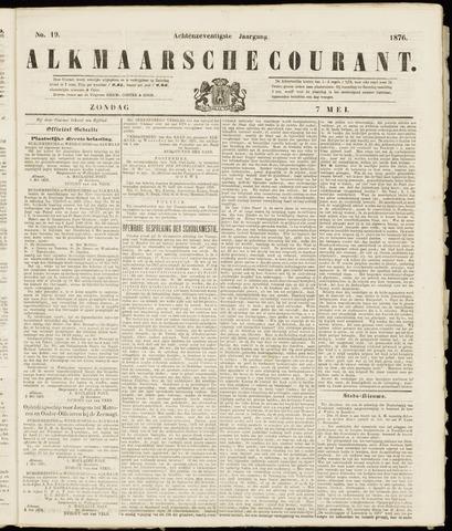 Alkmaarsche Courant 1876-05-07