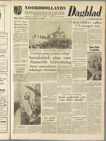 Noordhollands Dagblad : dagblad voor Alkmaar en omgeving 1961-01-16