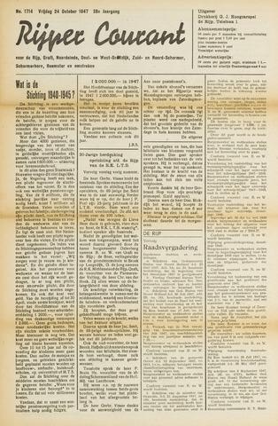 Rijper Courant 1947-10-24