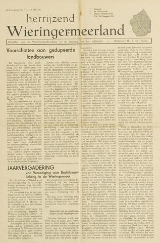 Herrijzend Wieringermeerland 1946-05-18