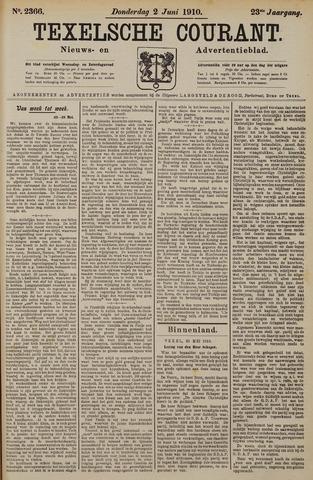 Texelsche Courant 1910-06-02