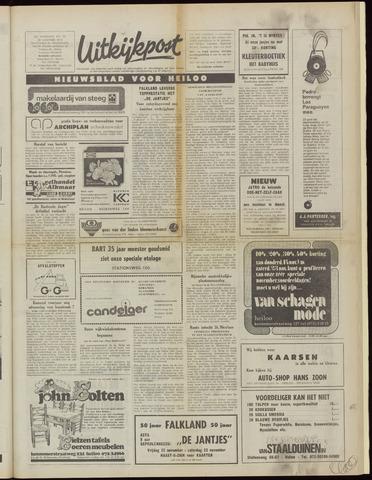 Uitkijkpost : nieuwsblad voor Heiloo e.o. 1974-11-20