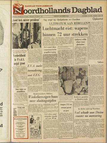 Noordhollands Dagblad : dagblad voor Alkmaar en omgeving 1965-10-07