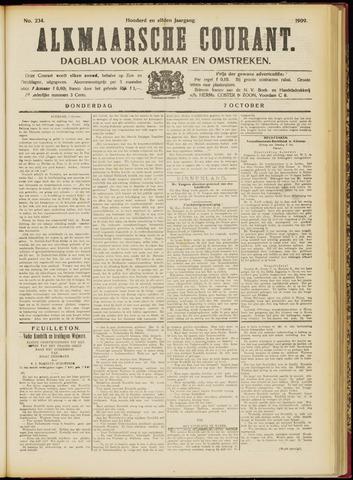 Alkmaarsche Courant 1909-10-07