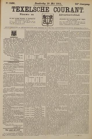 Texelsche Courant 1911-05-18