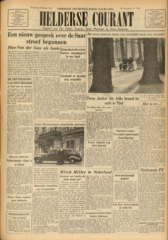Heldersche Courant 1954-03-10