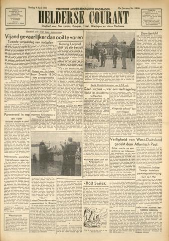 Heldersche Courant 1950-04-04