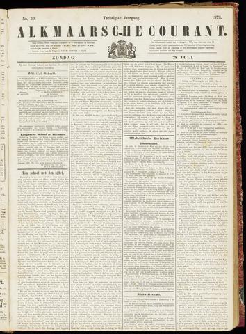 Alkmaarsche Courant 1878-07-28