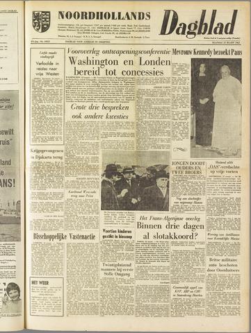 Noordhollands Dagblad : dagblad voor Alkmaar en omgeving 1962-03-12