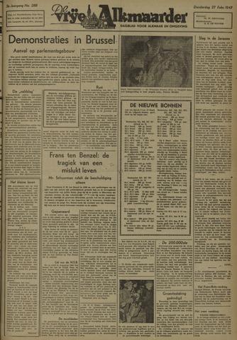 De Vrije Alkmaarder 1947-02-27