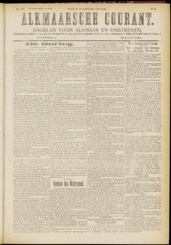 Alkmaarsche Courant 1916-01-22
