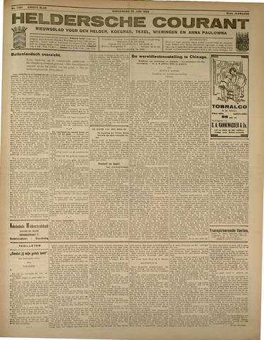 Heldersche Courant 1933-06-22