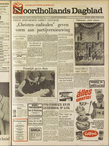 Noordhollands Dagblad : dagblad voor Alkmaar en omgeving 1967-05-13