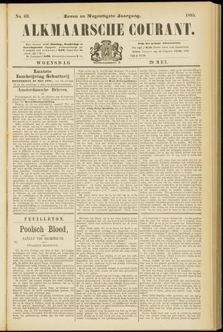 Alkmaarsche Courant 1895-05-29
