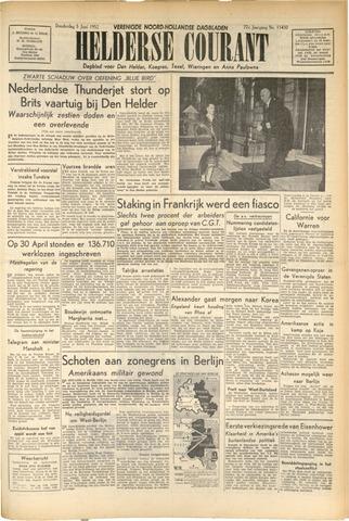 Heldersche Courant 1952-06-05