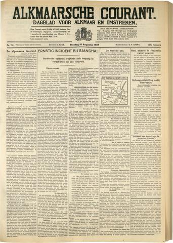 Alkmaarsche Courant 1937-08-10