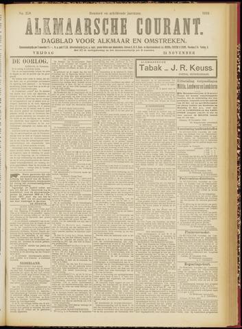 Alkmaarsche Courant 1916-11-24