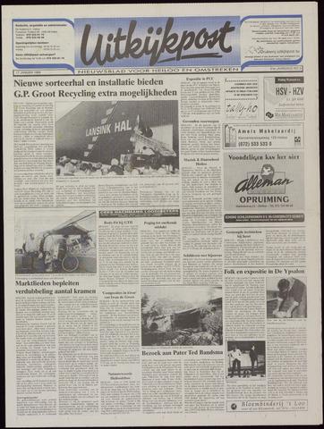 Uitkijkpost : nieuwsblad voor Heiloo e.o. 1996-01-17