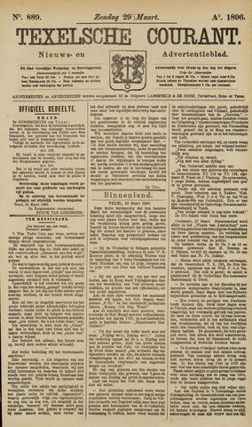 Texelsche Courant 1896-03-29