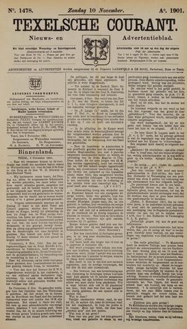 Texelsche Courant 1901-11-10