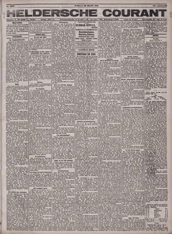 Heldersche Courant 1919-03-25