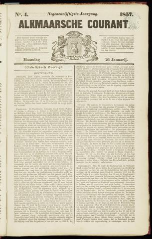 Alkmaarsche Courant 1857-01-26
