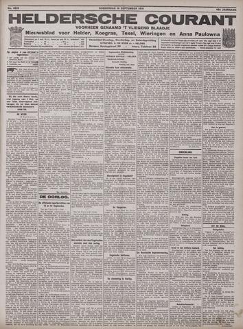 Heldersche Courant 1915-09-16