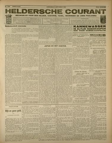 Heldersche Courant 1932-09-08
