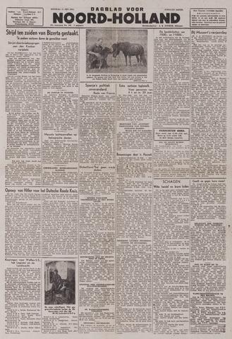 Dagblad Noord-Holland, Schager editie 1943-05-11