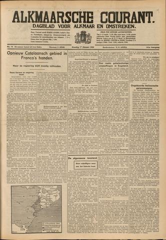 Alkmaarsche Courant 1939-01-17