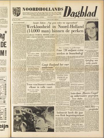 Noordhollands Dagblad : dagblad voor Alkmaar en omgeving 1958-01-16