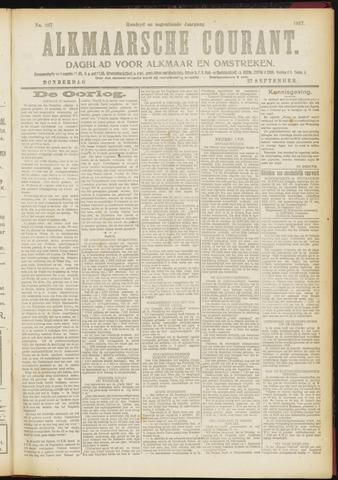 Alkmaarsche Courant 1917-09-27