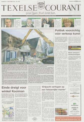 Texelsche Courant 2009-11-06