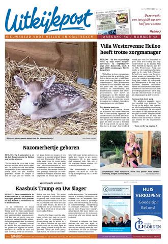 Uitkijkpost : nieuwsblad voor Heiloo e.o. 2020-09-16