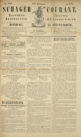 Schager Courant 1883-09-23