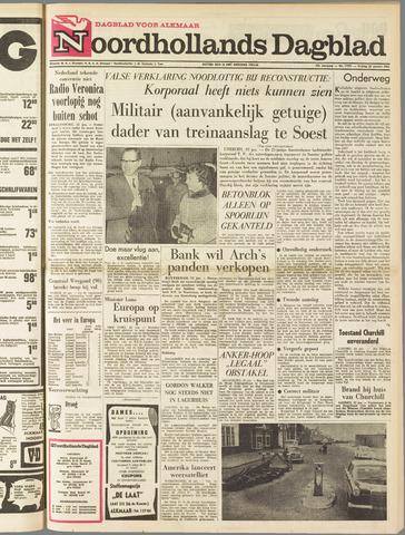Noordhollands Dagblad : dagblad voor Alkmaar en omgeving 1965-01-22