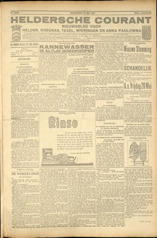 Heldersche Courant 1927-05-19