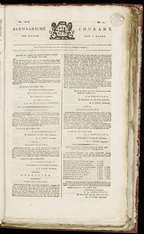 Alkmaarsche Courant 1818-03-24