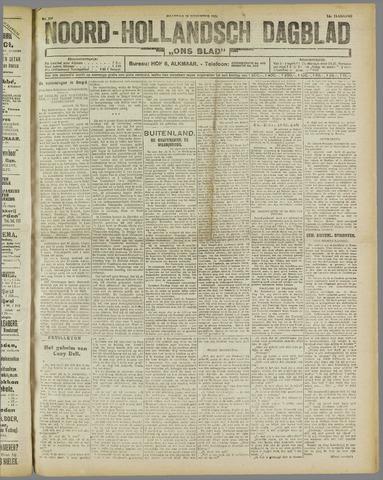 Ons Blad : katholiek nieuwsblad voor N-H 1921-11-28