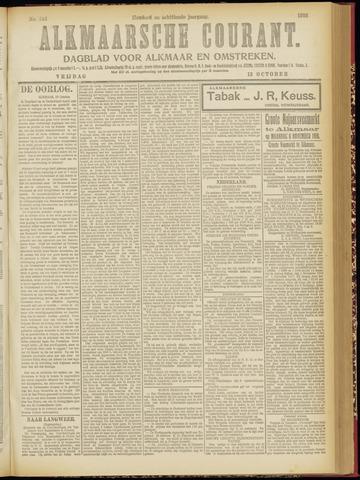 Alkmaarsche Courant 1916-10-13