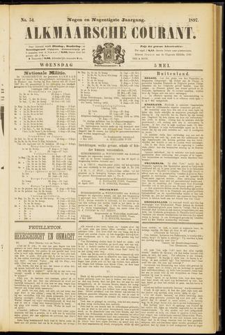 Alkmaarsche Courant 1897-05-05