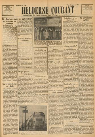 Heldersche Courant 1948-01-06