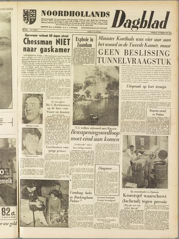 Noordhollands Dagblad : dagblad voor Alkmaar en omgeving 1960-02-19