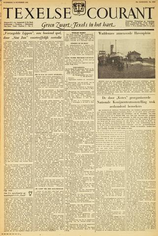 Texelsche Courant 1952-11-12