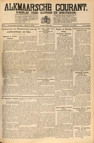 Alkmaarsche Courant 1939-07-18