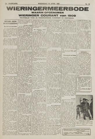 Wieringermeerbode 1942-04-29