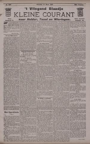 Vliegend blaadje : nieuws- en advertentiebode voor Den Helder 1900-03-21