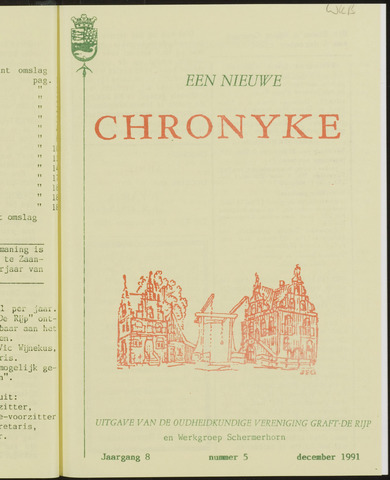 Een Nieuwe Chronyke van het Schermereiland 1991-12-01