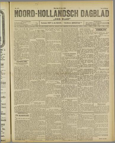Ons Blad : katholiek nieuwsblad voor N-H 1922-06-19
